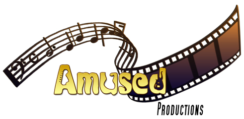 AMUSED Productions Logo